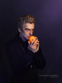 12th Doctor from ThreshTheSky