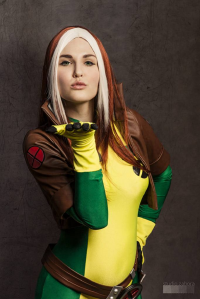 Unknown Female Artist as Rogue