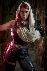 Ireland Reid as Mara Jade Skywalker
