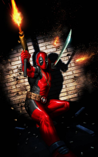 Deadpool from Casey Heying