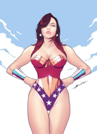 Wonder Woman from abraaolucas