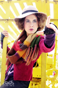 Costumes by Courtney as 4th Doctor