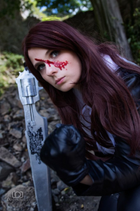 Alini Cosplay as Squall Leonhart