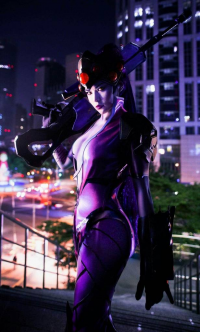 Misa Chiang-米砂 as Widowmaker