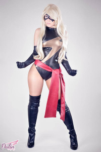 Dalin Cosplay as Ms. Marvel