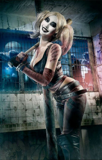 Alodia Gosiengfiao as Harley Quinn