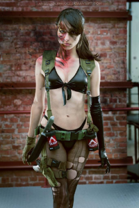 Angela Bermúdez A. as Quiet