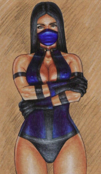 Kitana from edithemad
