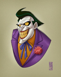 The Joker from Alberto Camara