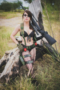 Azulette Cosplay as Quiet