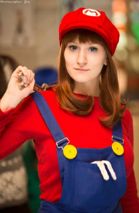 Darja Rybakowa as Mario