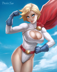 Power Girl from Dandonfuga