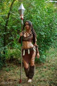 Did0ka as Nidalee