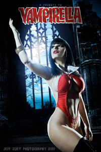 Lyssa Cole as Vampirella