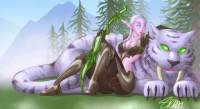 Nightelf/Hunter from Anitacica