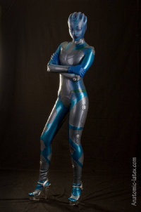 Andromeda Latex as Asari