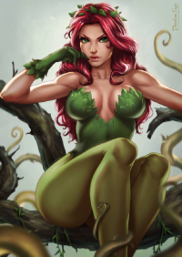 Poison Ivy from Dandonfuga