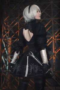 Astarohime Koyu as 2B